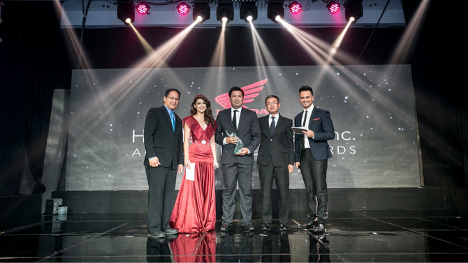 Honda Philippines, Inc. Annual Dealers Awards