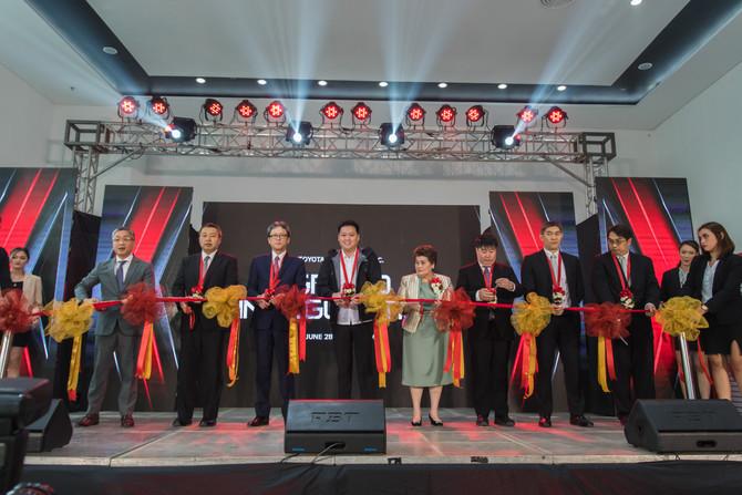 Toyota Philippines Inaugurates their Newest Branch in Valenzuela