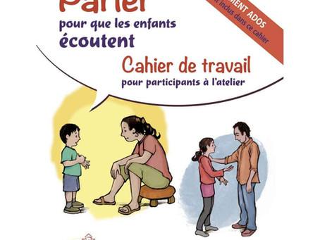 Parler pour que les enfants écoutent, écouter pour que les enfants parlent.