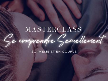 🎯J'ai testé pour vous : la Masterclass  Se comprendre Sexuellement de Laura Pynson.