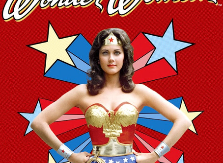 Confiante comme Wonder Woman !