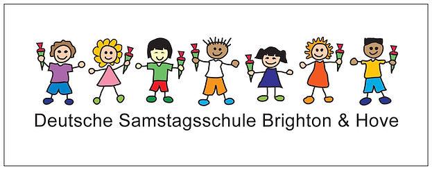 Logo der Deutschen Samstagsschule Brighton & Hove.