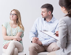 Counselling improves relationships