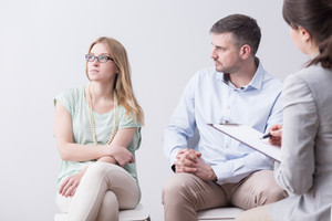 Couple's  Counselling:  Working  with affairs