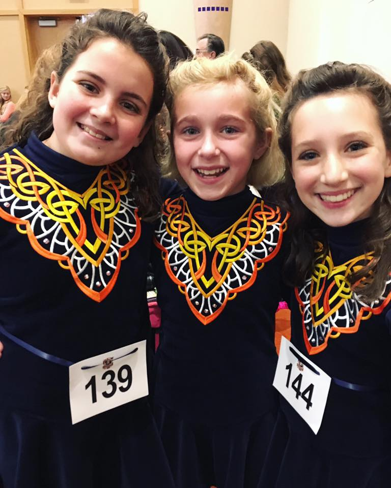 All smiles at Oireachtas 2016