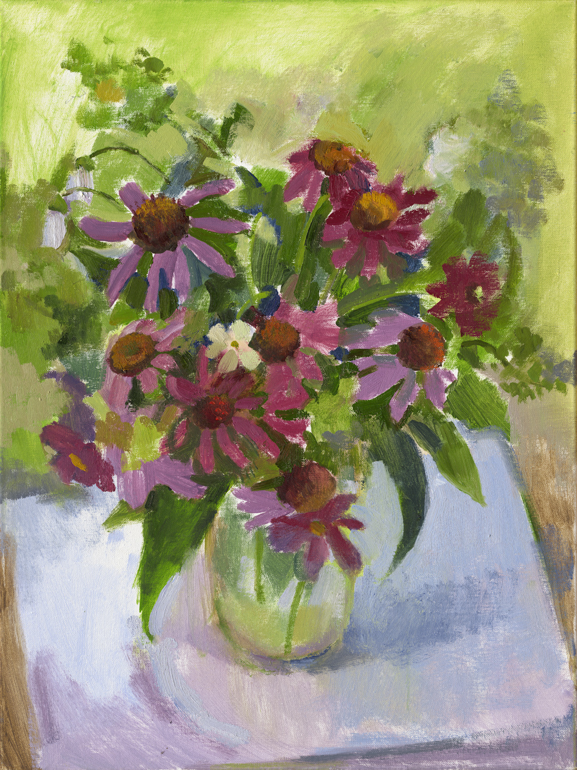 """Purple Coneflowers"""