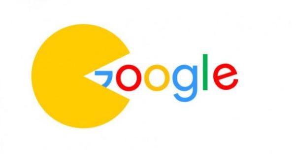 Goolge  smiley logo