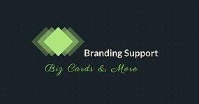 branding support logo