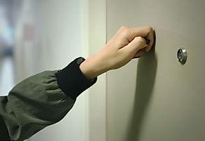 knocking on the door.JPG