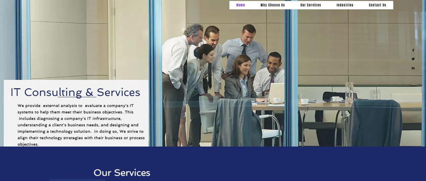 IT Consulting & Services