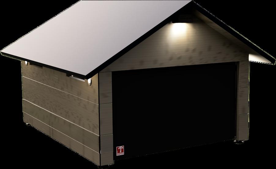Mähroboter Garage für für Gardena SILENO city SILENO life SILENO+ smart SILENO+
