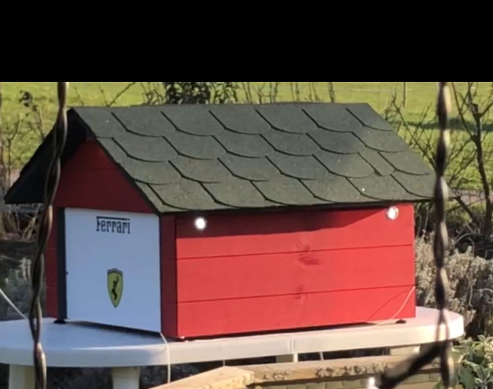 Rasen Mähroboter Garage Bausatz für Gardena SILENO city SILENO life SILENO+ smart SILENO+
