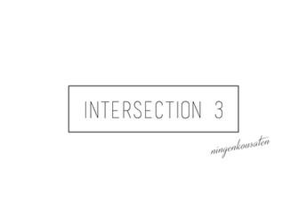 2017  10/30 mon-11/12 sun #1010 presents group exhibition [intersection3] ※入場無料