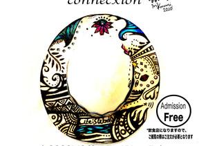 【展示】2020 10.9 fri-10.21 sun MKkonomi solo exhibition [∞ - connecxtion -]