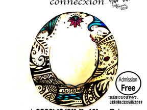 【展示】2020 10.9 fri-10.21 sun MKkonomi solo exhibition [∞ - connecxtion -]