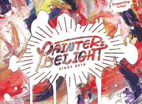 【イベント】2019 8/31 sat PAINTERs DELIGHT vol.18 suported by cafe DODO