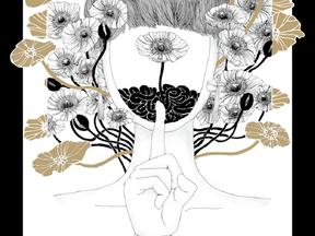 2019 5/10 fri -5/22 wed 三輪アリン個展「私は線のなか」