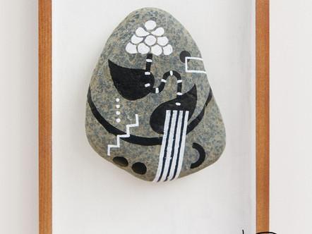 【展示】2020.7.31 fri - 8.5 wed つちやみさ個展「石のうたたね」