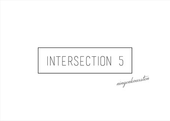 2018  9/10 mon - 9/23 sun  Genreless Group exhibition [intersection5] presented by #1010