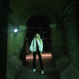 Being in London in general inspires me s