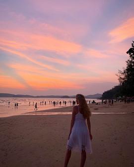 ❣️new video tomorrow!  This sunset was u