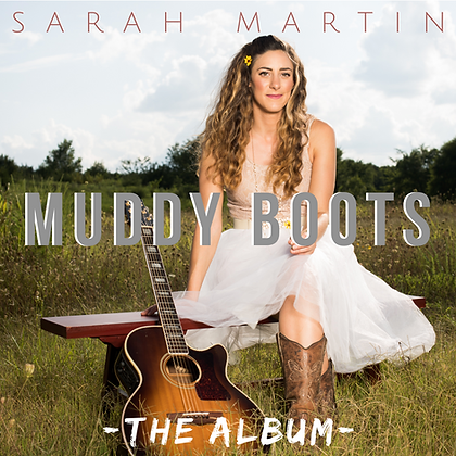 Muddy Boots- The Album (2018)