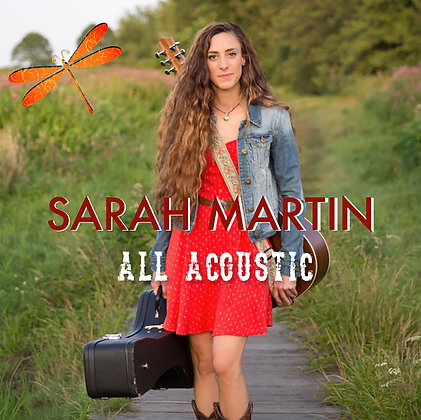 All Acoustic CD (2015)