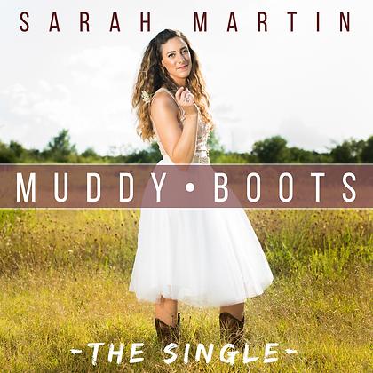 Muddy Boots Single Digital Download