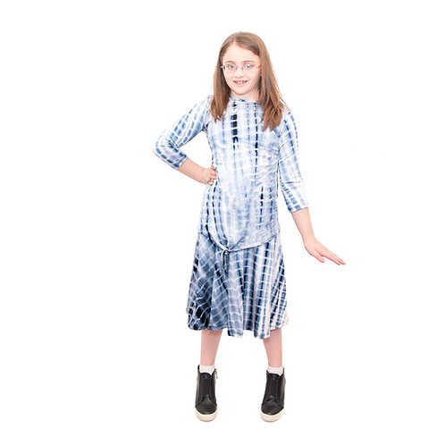 Kids 2 piece tie set