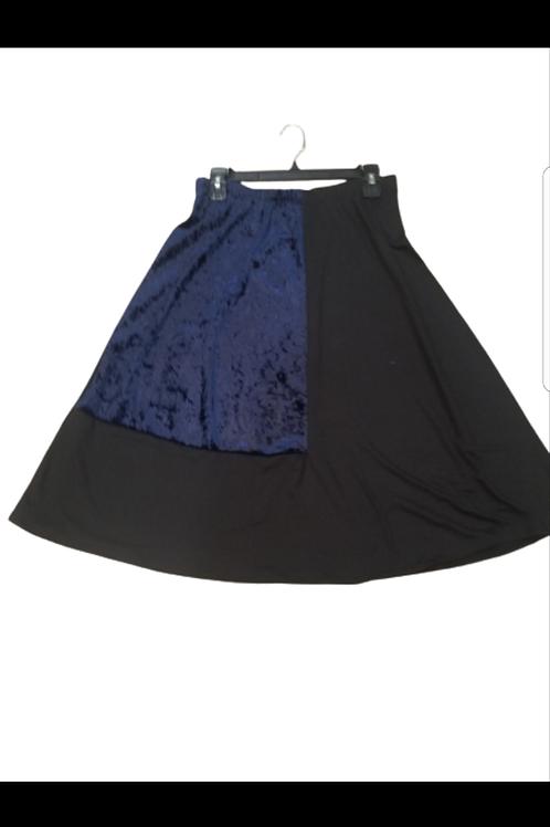 Ladies short flary skirt