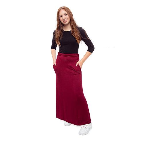 Teen longer maxi skirts (runs small)