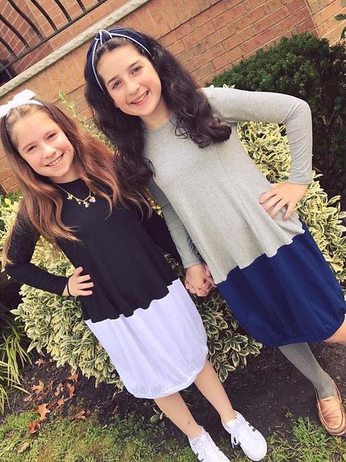 Girls Bubble Dress