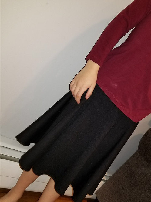 Flairy Skirt drop waist