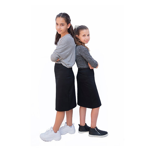 Girls pencil skirts