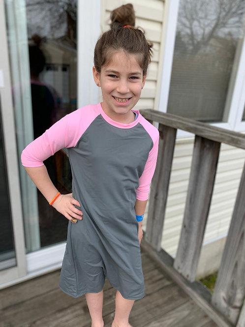 Girls swim dress