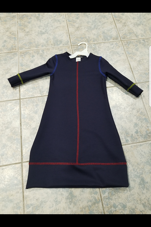 Kids stitching dress