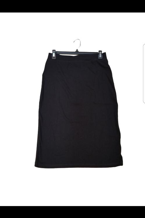 Ladies cotton pencil skirt