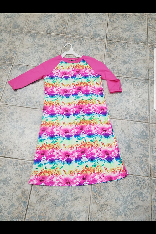 Kids swim cover up