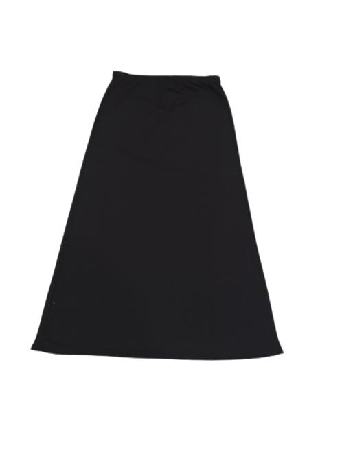 Ladies  slinky skirt