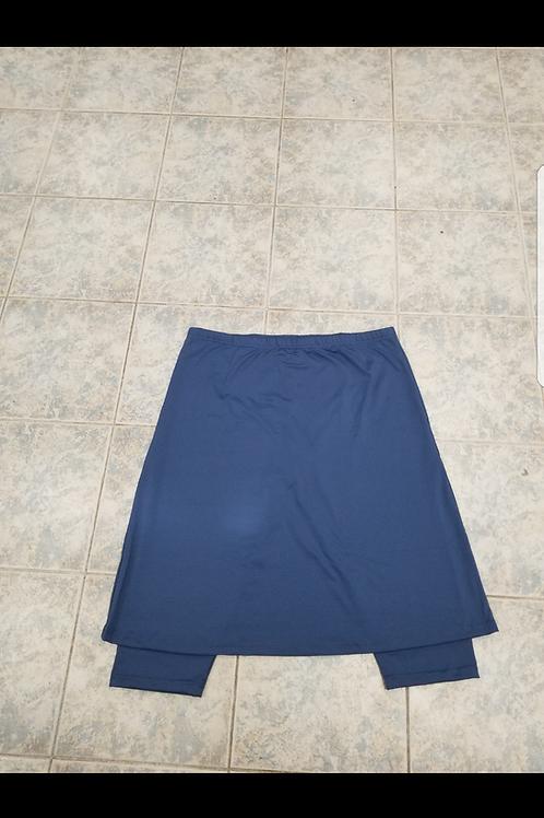 Ladies mesh skirt with leggings