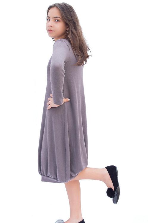 Soft sweater dress
