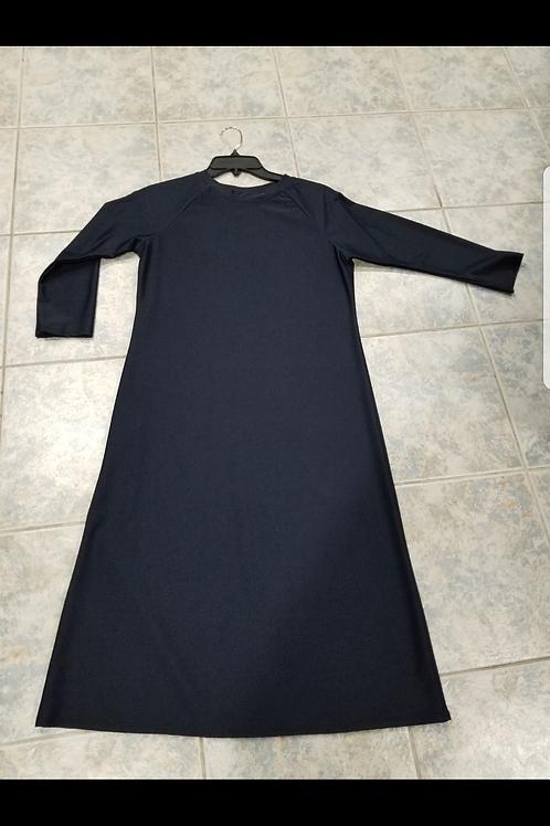Ladies swim dress (dark navy denem)