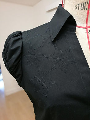 Création sur-mesure chemise Toulouse