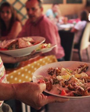 Déjeuners et diners sur Mauzac