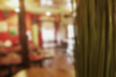 Salle intérieure dela brasserie du moulin - Mauzac
