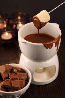Schokoladenfondue