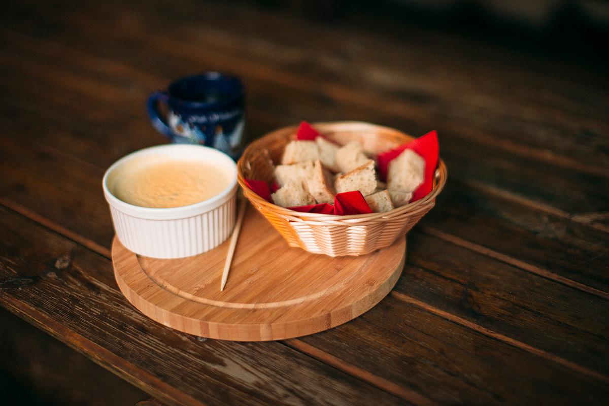 Käsefondue & Glühwein