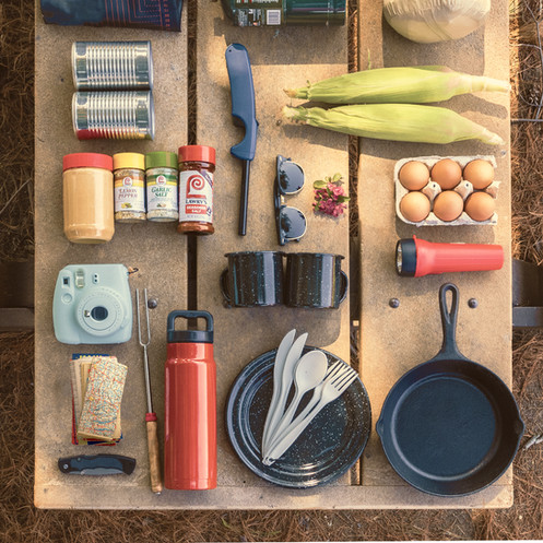 Lawry's Camping Essentials Instagram Post