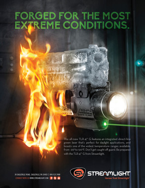 Fire and Ice Print Ad