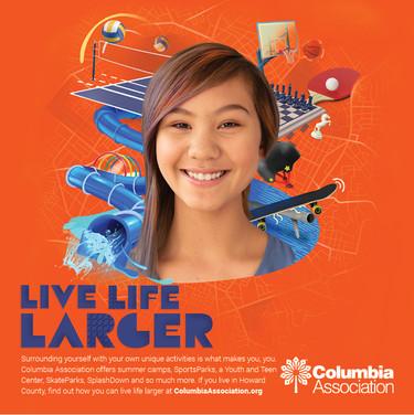 Live Life Larger - Annabeth